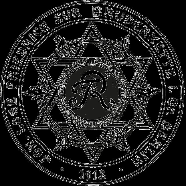 Friedrich zur Bruderkette - Logo